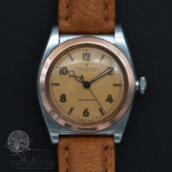 1940s Rolex Oyster Perpetual Bubbleback