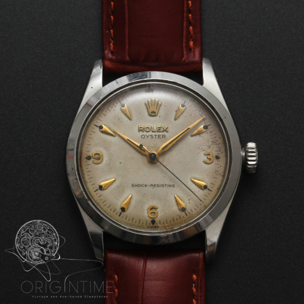 Vintage Rolex Oyster Cal 710 Ref 6282 with papers