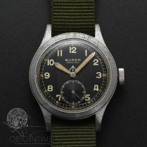 WWII Buren Dirty Dozen WWW Cal 462 Wristwatch