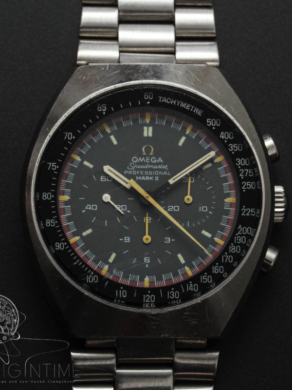 Omega Speedmaster Mark II Racing Dial Cal 861 Ref 145.014