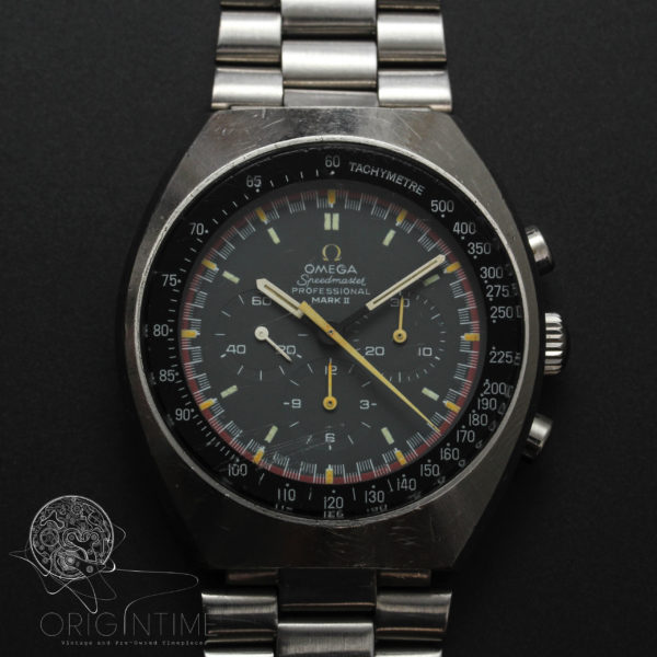 Omega Speedmaster Mark II Racing Dial Cal 861 Ref 145.014