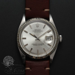 1969 Rolex Oyster Perpetual Datejust 1601 Cal 1570 Jubilee Bracelet