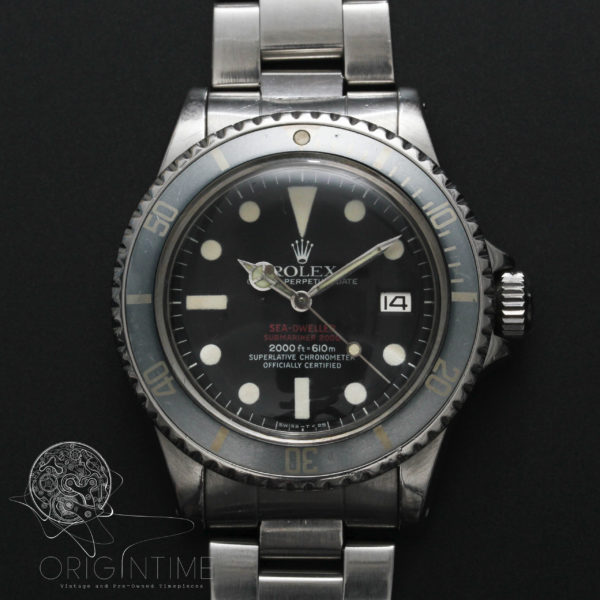 1977 Rolex Double Red Sea Dweller