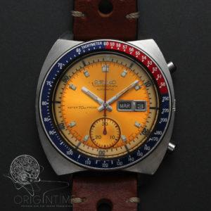 1967 Seiko 6139-6000 Pogue Automatic Chronograph