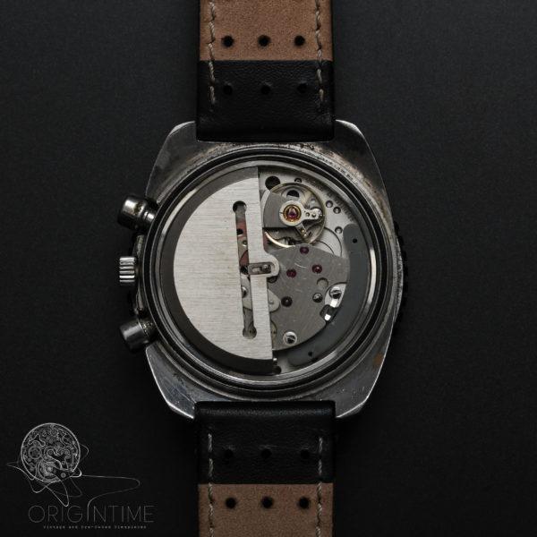 1982 SAAF Lemania 5012 Automatic Chronograph