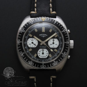 Rotary Croton Sea Diver Chronograph Valjoux 7736