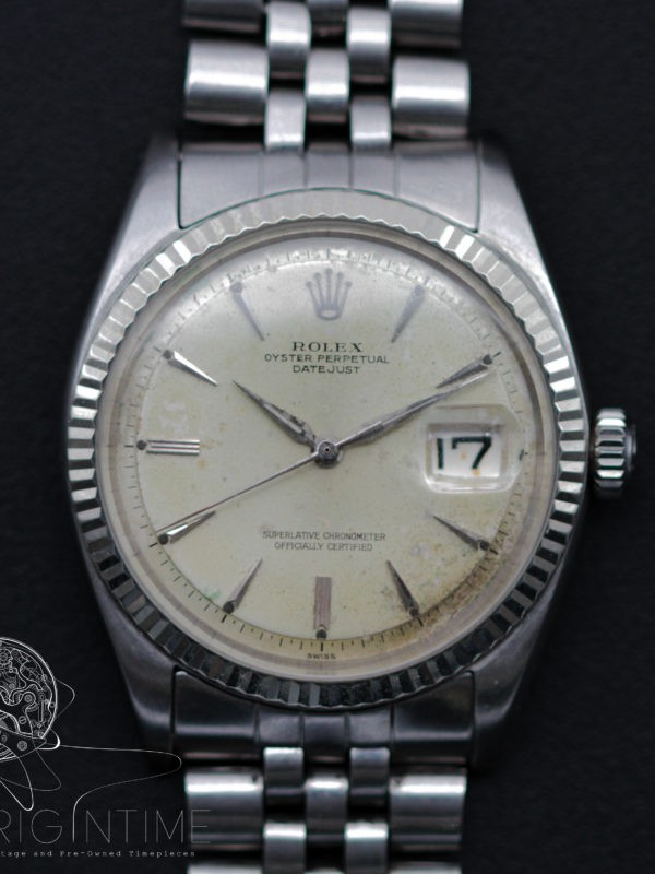 1961 Rolex Datejust 1601