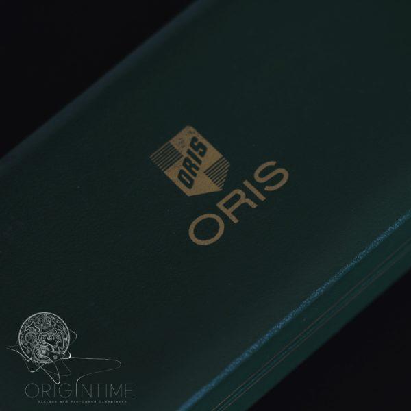 Oris Star Diver Orange Box and Papers