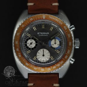 Eterna Chrono 154FTP Regatta Valjoux 726