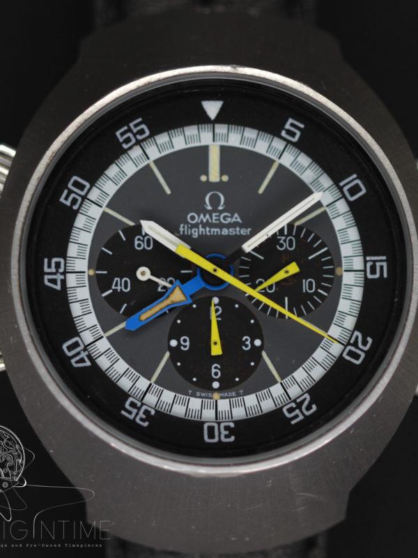 1972 Omega Flightmaster cal 911
