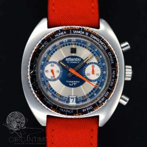 Atlantic TimeRoy Chronoraph Valjoux 7734