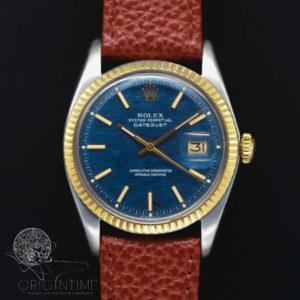 Rolex 1601 Datejust Mosaic dial